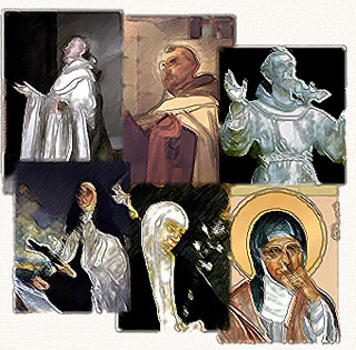 Catholic Mystics